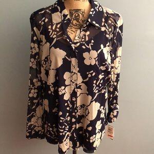 INC International Concepts Tops - International concepts blouse